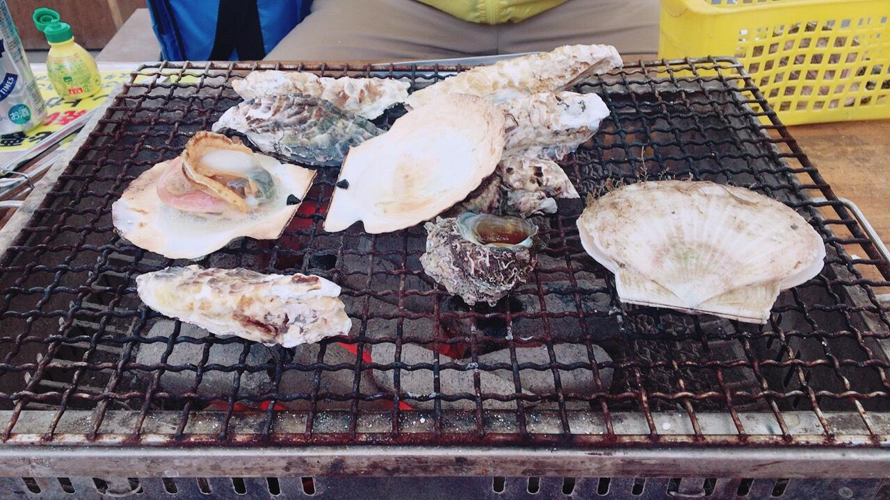 福岡糸島船越牡蠣小屋