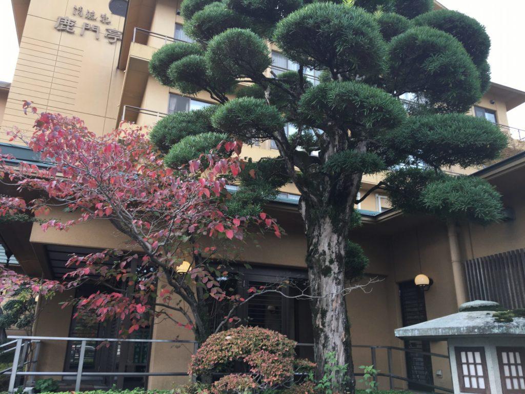 熊本山鹿清風荘